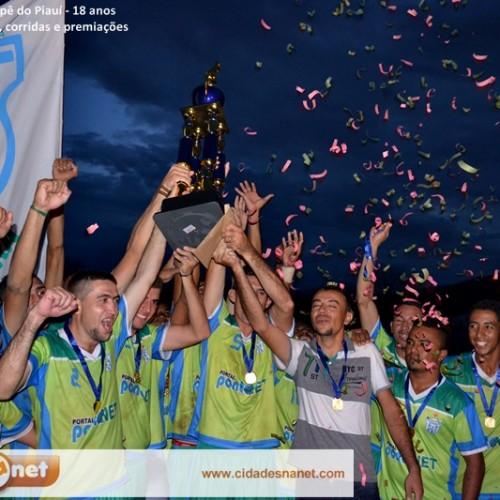 MASSAPÊ 18 ANOS: Competições Esportivas
