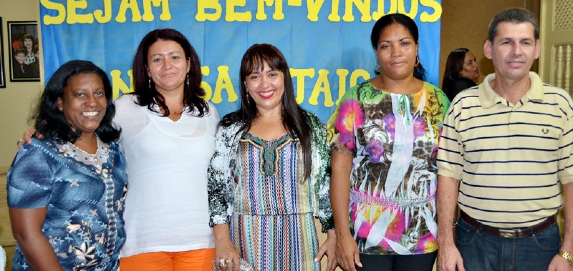 Recepção aos médicos cubanos em Jaicós