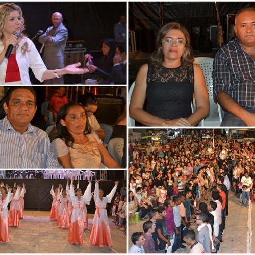 PADRE MARCOS 50 ANOS: Culto em Ação de Graças e show gospel