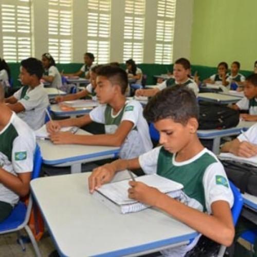 Aulas da rede pública de ensino do Estado começam dia 28 deste mês