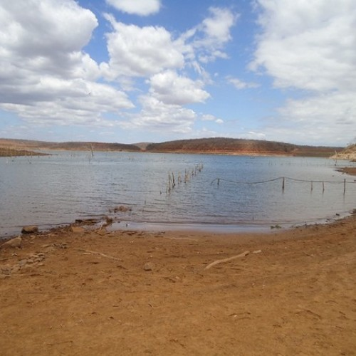 Apesar de chuvas, barragens do PI estão com apenas 30% da capacidade
