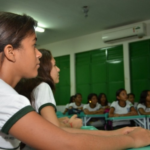 Climatização nas escolas oferece mais conforto para professores e alunos