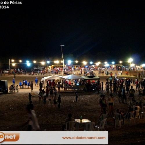 Festival Desportivo de Férias movimenta interior de Massapê. Veja fotos!