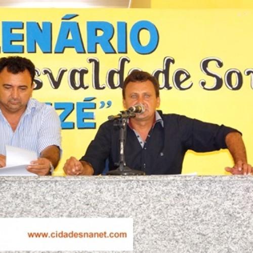 Câmara Municipal de Campo Grande do Piauí abre o ano legislativo