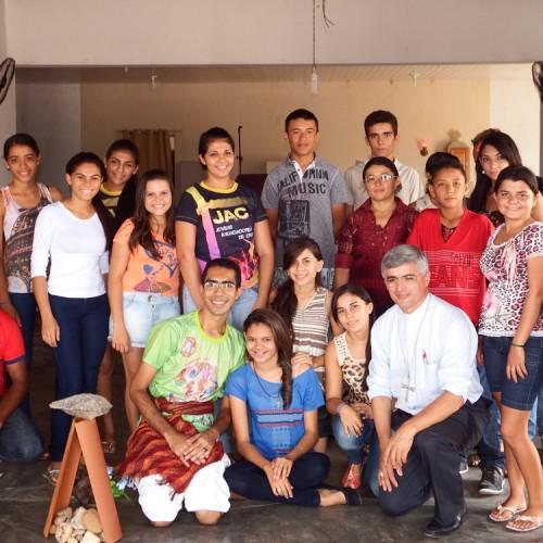 Jovens da Paróquia de Patos do Piauí realizam encontro e elegem coordenação da PJ