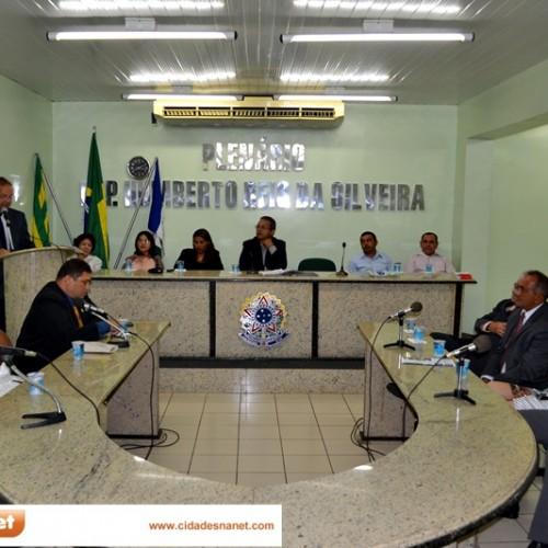 Mensagem da prefeita Waldelina abre os trabalhos legislativos em Jaicós. Leia!