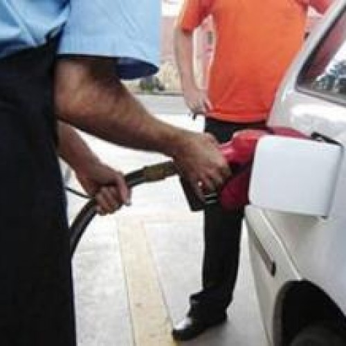 Venda de combustível  cai até 60% nos postos