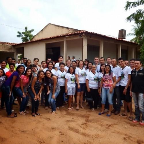Integrantes da Paróquia de Nossa Senhora das Mercês Participam da Escola Diocesana de Formação