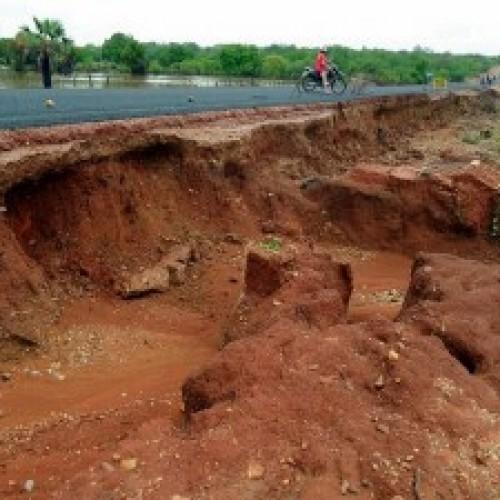 Chuvas ameaçam cortar mais uma cidade do interior do Piauí