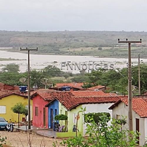 Após chuvas Açude Ingazeiras volta a encher e muda cenário de Paulistana. Confira!