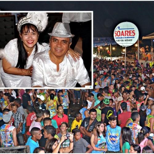 Folia do Galo comemora 180 anos de Jaicós; com atrações nacionais, evento é recorde de público
