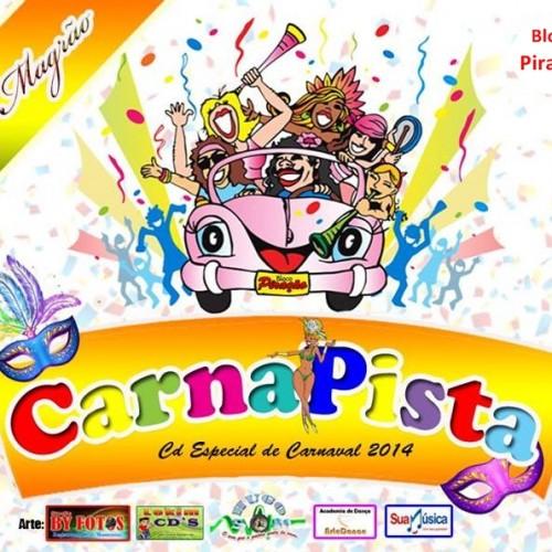 PADRE MARCOS: Bloco Piração promove o 5º Carnapista. Veja a programação!