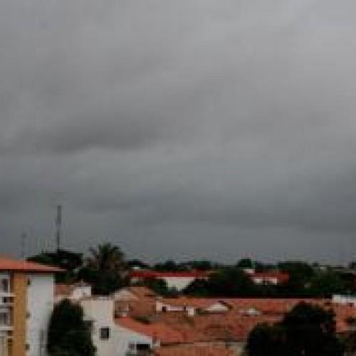 Semar alerta para chuvas fortes em todo o Piauí