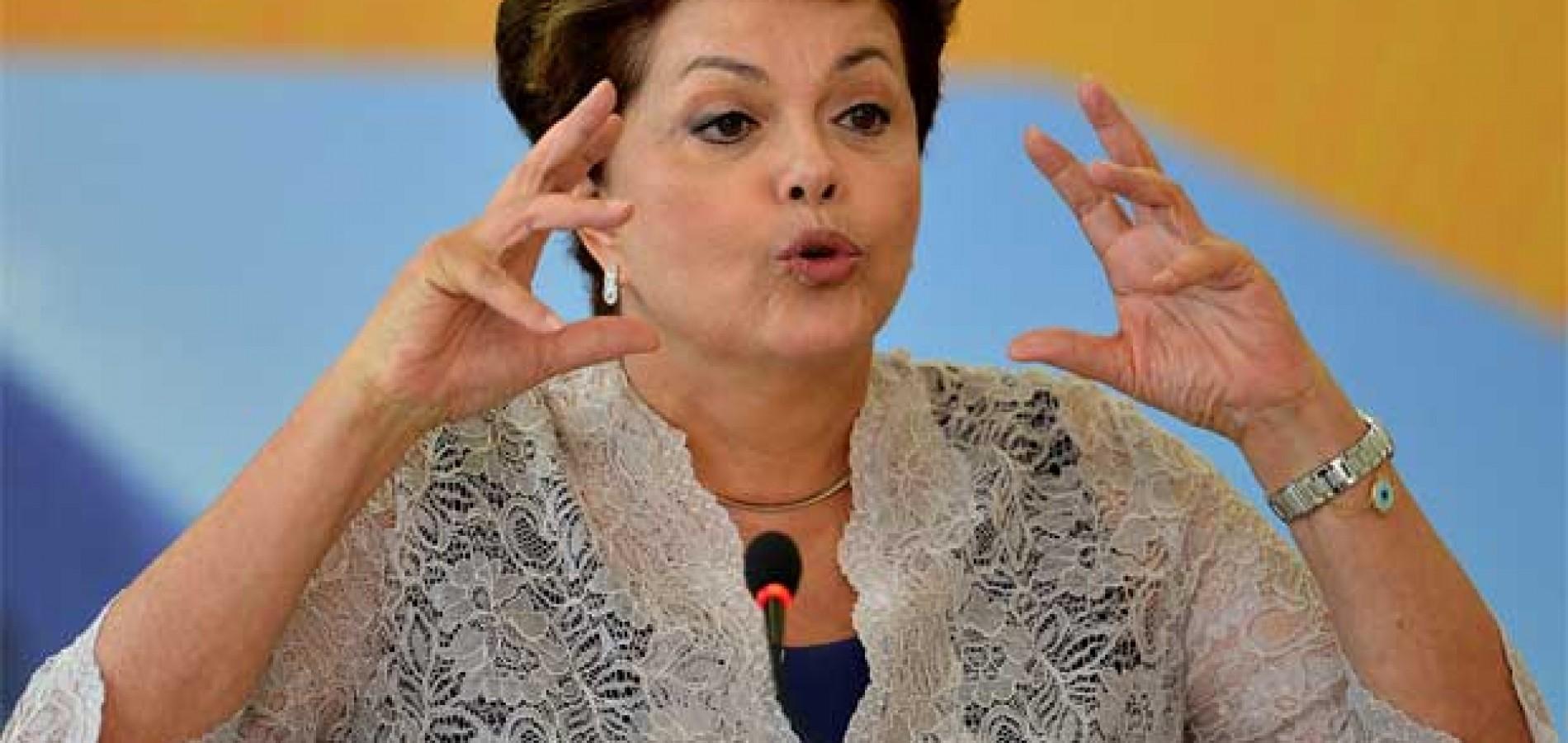 Eleitor de Dilma é mais o pobre e  menos escolarizado, diz pesquisa