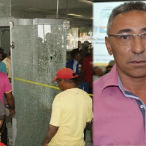 Prefeito teme mortes nos assaltos em Simões e pede mais segurança