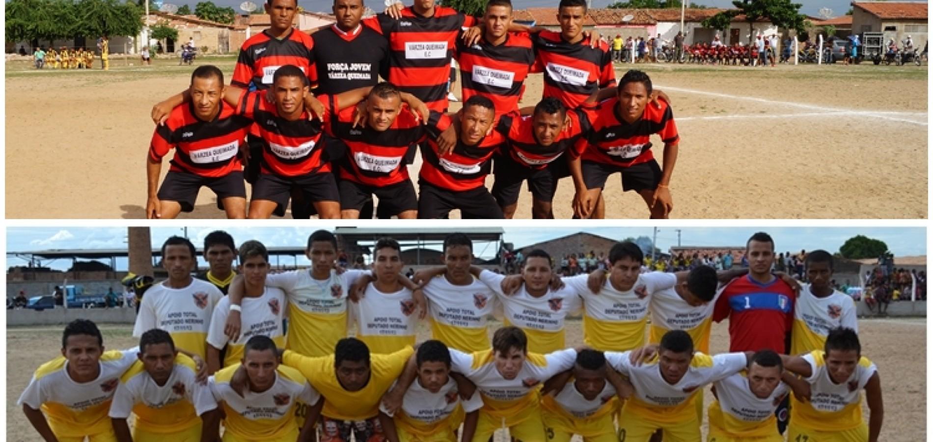 JAICÓS 180 ANOS: Força Jovem e Cerâmica disputam o título da Copa Galo