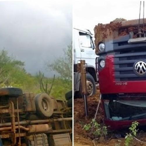 Chuvas causam estragos na PI143 que liga Jacobina do Piauí à Conceição do Canindé. Fotos!