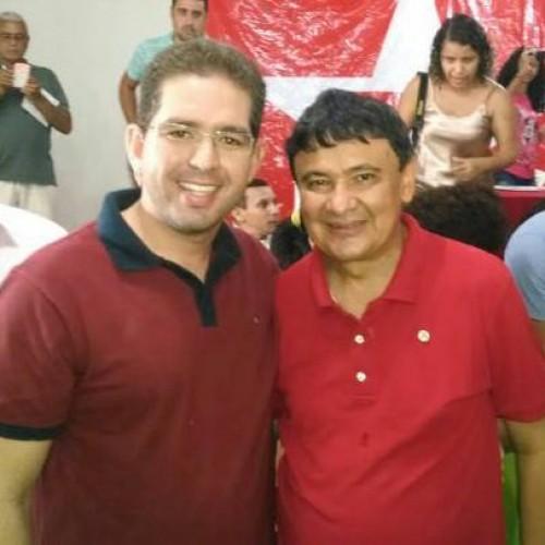 Vereador Mávio Silveira manifesta apoio à pré-candidatura de Wellington Dias ao governo