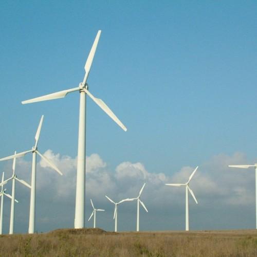Energia eólica no Piauí: iniciado canteiro de obras na Chapada do Araripe