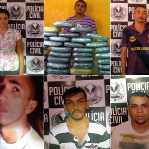 Quadrilha presa por roubos a bancos no Piauí planejava novo assalto de R$ 500 mil