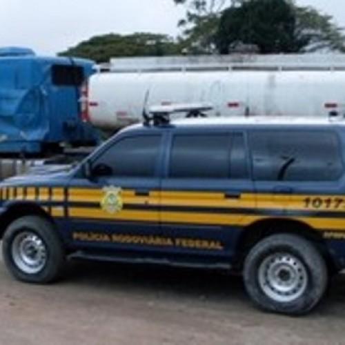 PRF notifica mais de 40 caminhões por transporte irregular na região de Picos