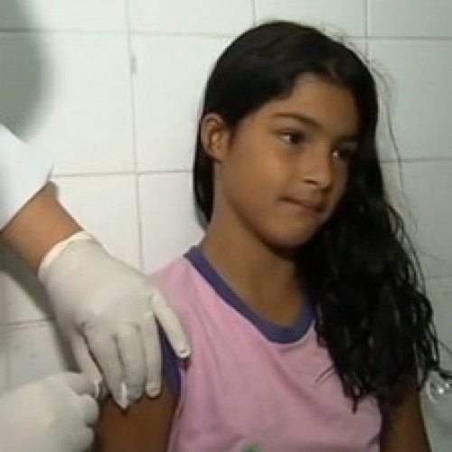97 mil meninas devem ser vacinadas contra o câncer de colo do útero no PI