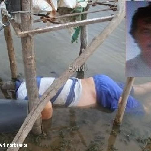Homem morre eletrocutado ao tentar manusear fios de bomba elétrica submersa no interior de Acauã. Veja Fotos!