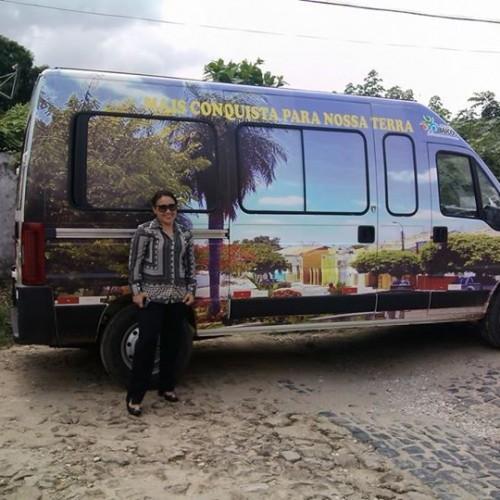 Prefeitura aluga van climatizada e casa de apoio para pacientes de Jaicós em Teresina
