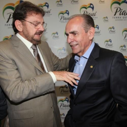 Marcelo Castro confirma que Wilson Martins deixa o governo em abril