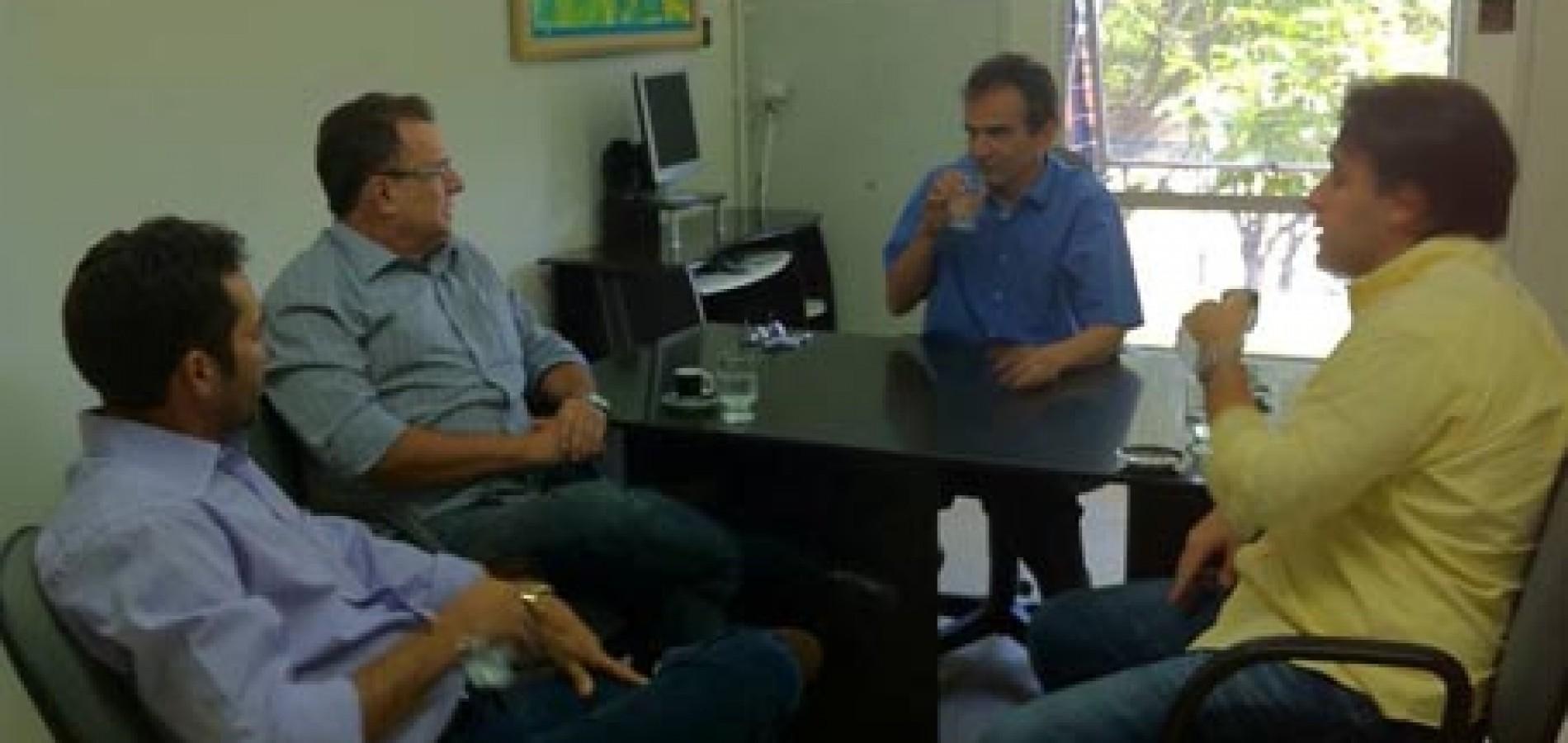Betânia: trecho cortado de rodovia será refeito, garante deputado