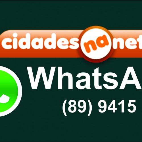 Cidades na Net usa WhatsApp como novo canal direto com o leitor. Veja!