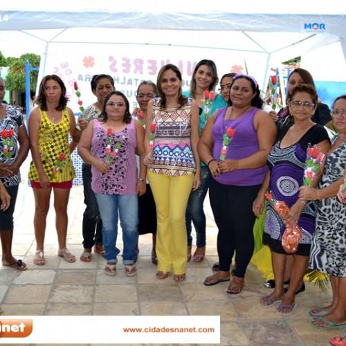 PATOS DO PIAUÍ: Fotos da comemoração ao Dia Internacional da Mulher