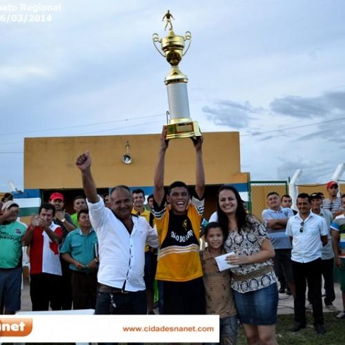 Padre Marcos vence Massapê e leva o título do Campeonato Regional de Belém do Piauí. Fotos!