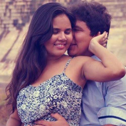 GENTE EM EVIDÊNCIA: Ensaio pré-casamento de Dayara e Edicarlos