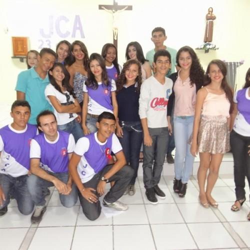 FRANCISCO MACEDO: Grupo Jovens Construindo Amor comemoram 23 anos