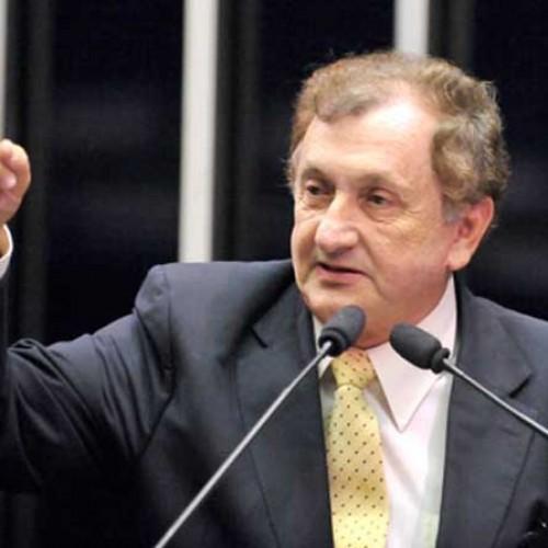 Ex- senador Mão Santa lança sua pré- candidatura nesta quinta- feira (13)
