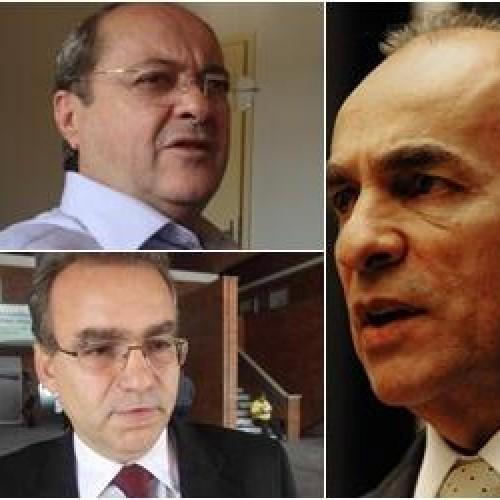 SILVIO E FIRMINO fazem nova exigência a Marcelo Castro