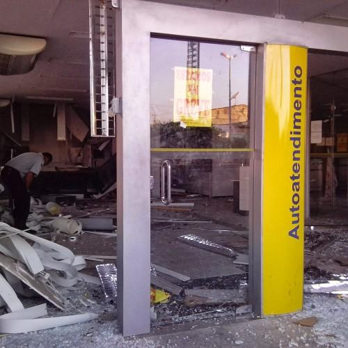 Piauí é campeão nacional  em assaltos a bancos
