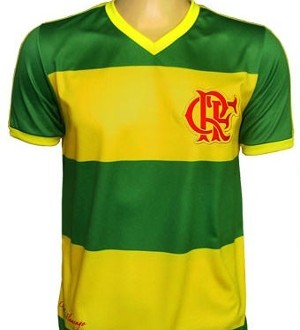 Flamengo lança camisa em homenagem à seleção brasileira