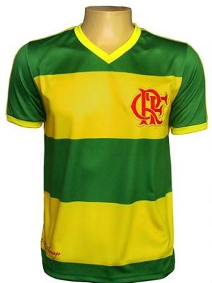 aa246ae4b7 Flamengo lança camisa em homenagem à seleção brasileiraFlamengo ...