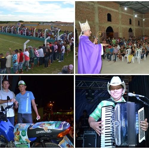 Festejos do padroeiro movimenta a cidade de Belém do Piauí