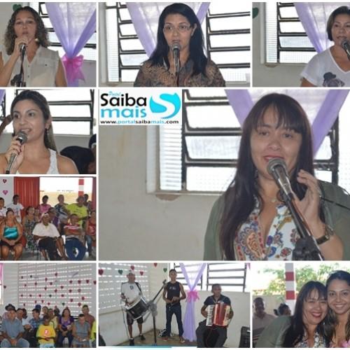 JAICÓS: Centro de Convivência dos Idosos em faz homenagem especial às mulheres