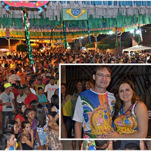 MASSAPÊ: Prefeitura promove o Massa Folia 2014; veja quem esteve presente