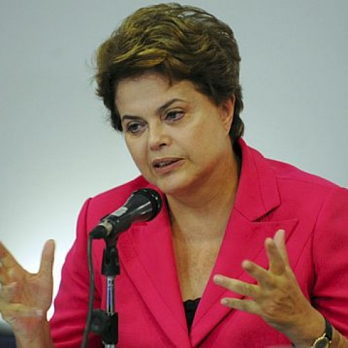 Dilma quer dividir responsabilidade da segurança pública com os Estados