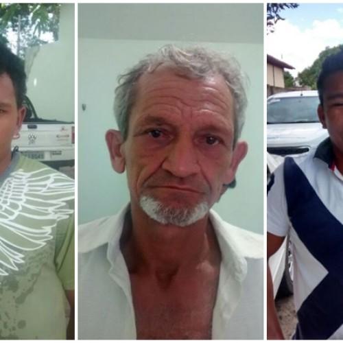 Quadrilha que aplicava golpe ao INSS e a bancos no Piauí, é presa pela polícia
