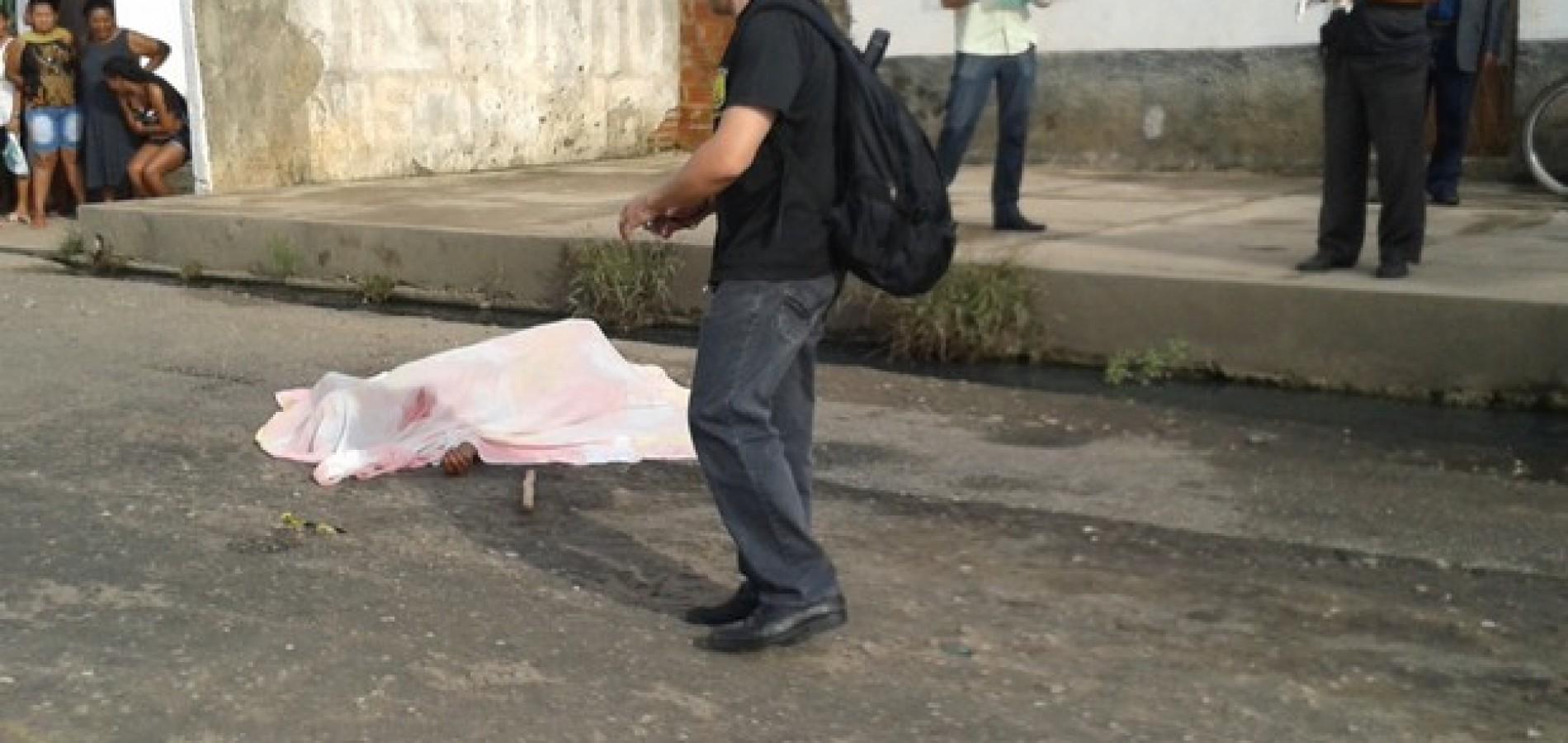 Piauí registrou 99 homicídios em dois meses, diz Sinpolpi