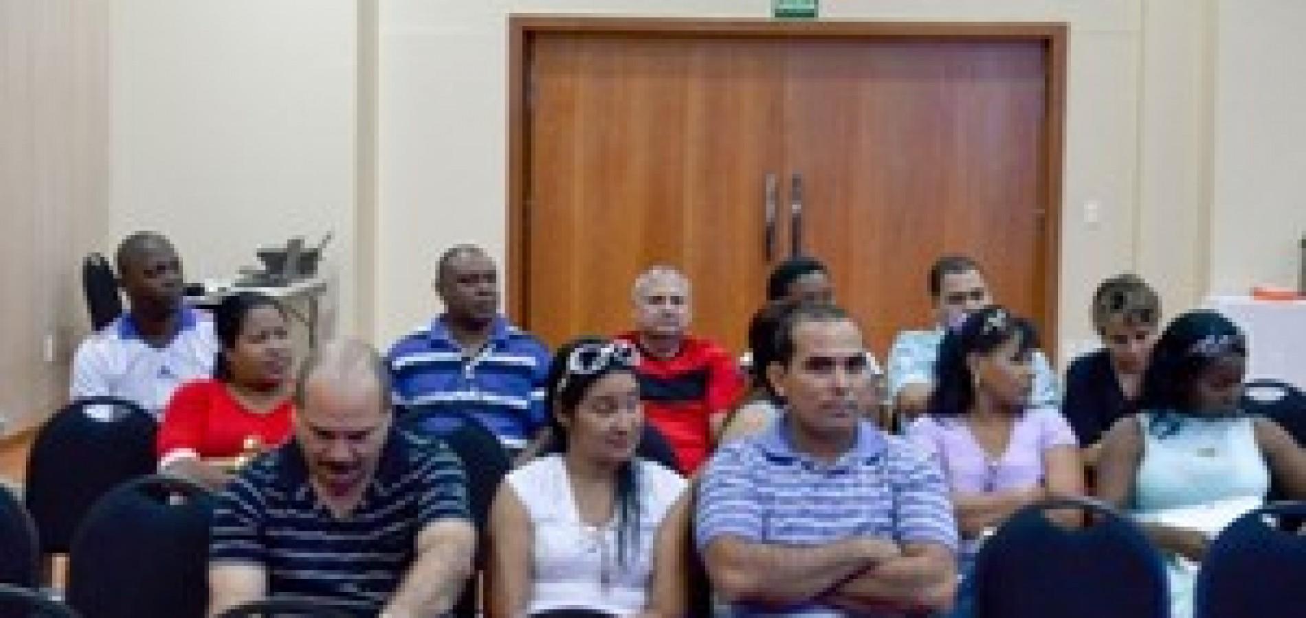 Piauí recebe mais 34 profissionais que irão atuar no Mais Médicos