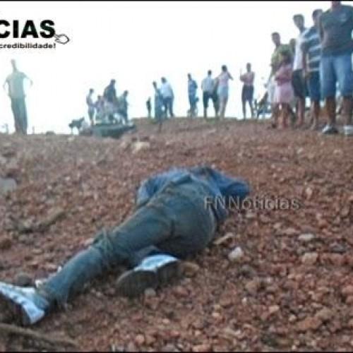 Homem morre depois de perder controle de moto em curva na PI 459, próximo a Betânia do PI