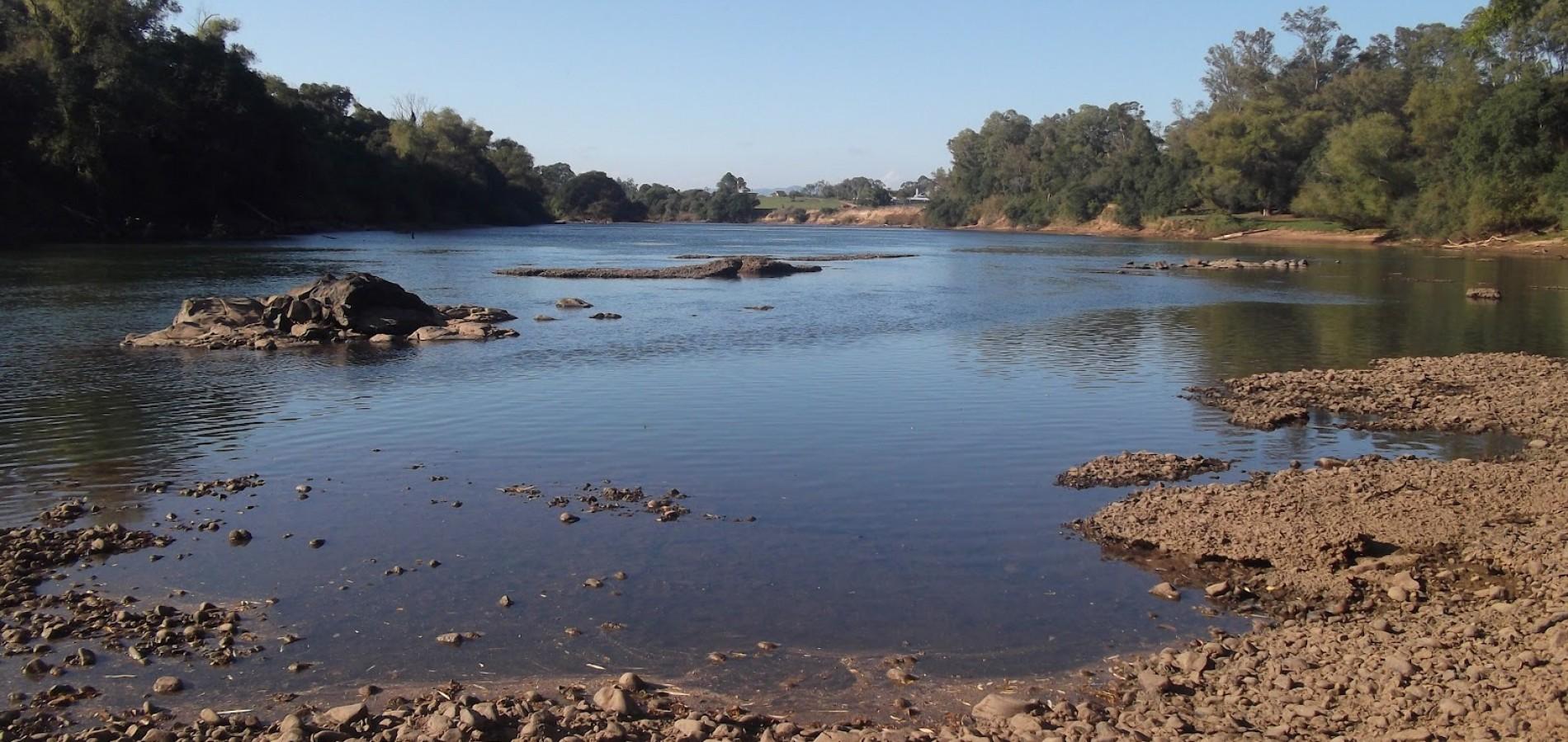 Mesmo com chuvas, baixo nível dos rios do Piauí preocupa ambientalistas