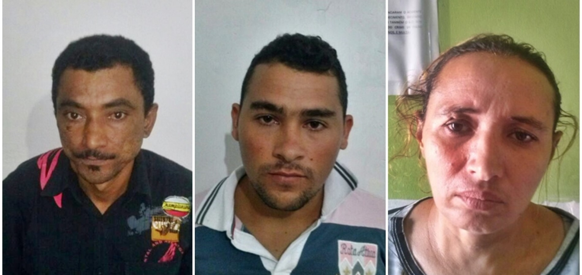 Três cearenses são presos em Simões, após aplicar golpes em várias cidades do Piauí. Veja fotos!